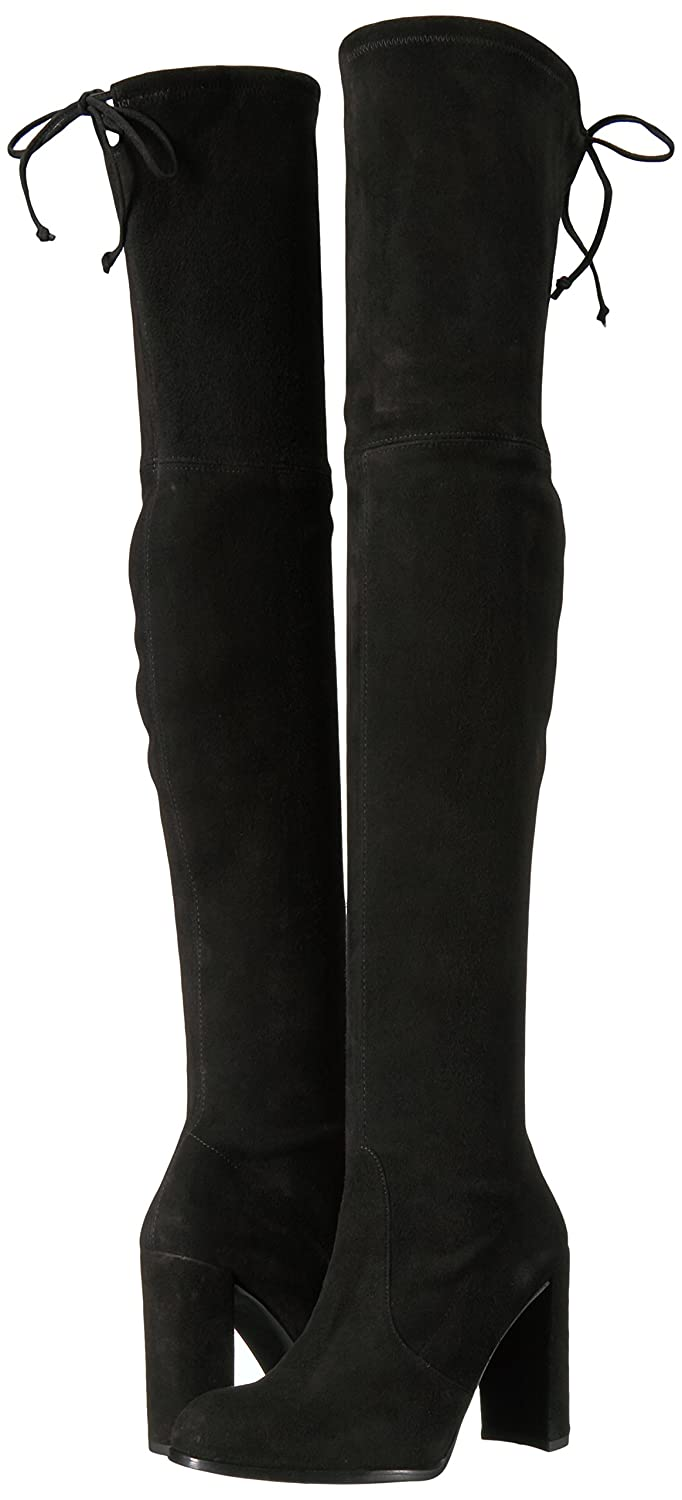 Stuart Weitzman 5 Women's Hiline Over The Knee Boot B0059HOI48 5 Weitzman B(M) US|Black Suede 1aadcb