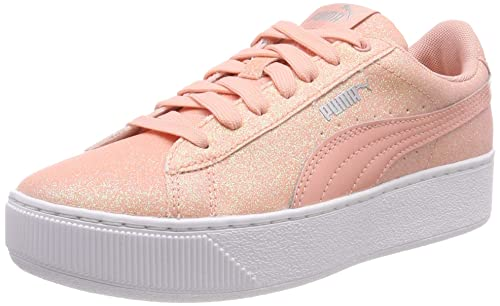 PUMA Mädchen Vikky Platform Glitz Jr Sneaker