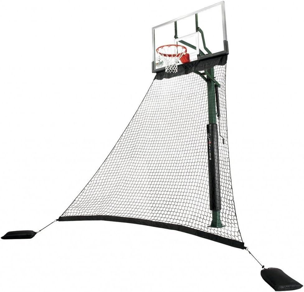 Red de baloncesto para fijar en la canasta - devuelve la pelota ...