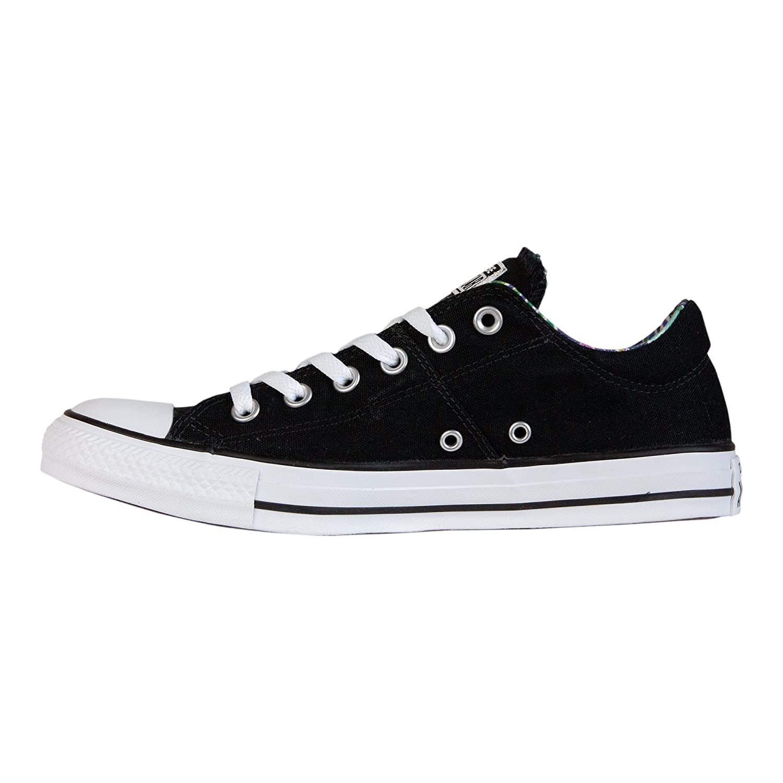 Converse Sneaker Womens Chuck Taylor All Star Madison Sneaker Converse B07DHBQCQM 9 B(M) US|Black/White/White 6f1158