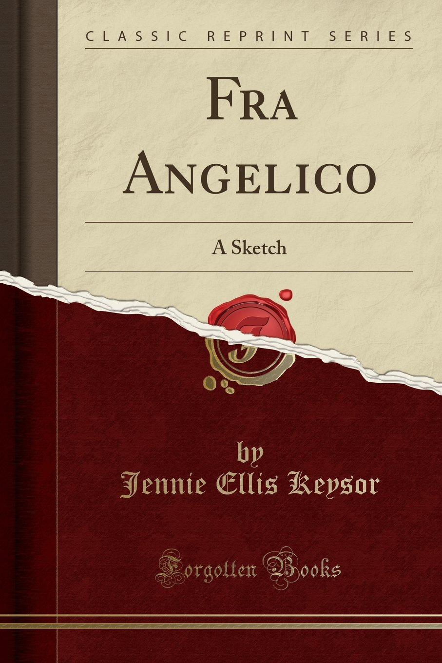 Download Fra Angelico: A Sketch (Classic Reprint) PDF