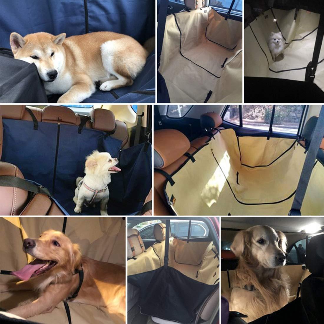 WEATLY Forniture da Viaggio per Cani e Animali Animali Animali Domestici (Colore   Marronee Thick, Dimensione   145X130X50cm) 88f114