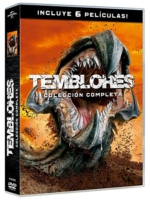 Pack: Temblores 1-6 [DVD]: Amazon.es: Kevin Bacon, Fred Ward ...