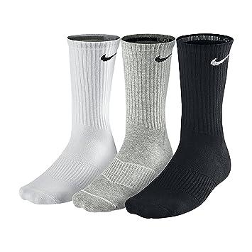19839b4d688b Nike Men Performance Cushion Crew Socks (pair Of 3) - Multi-Colored
