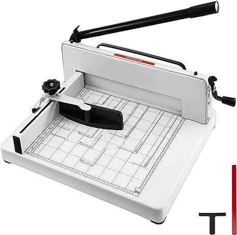 Amazon.com: Mophorn - Cortador de papel para guillotina ...