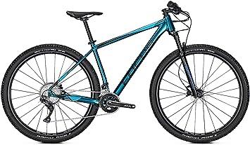 Focus Whistler 6.8 29R Sport Mountain Bike 2019 - Bicicleta de montaña, Color Azul, tamaño S/42cm, tamaño de Rueda 29.00: Amazon.es: Deportes y aire libre