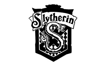Harry Potter Stencil Harry Potter House Crest Reusable Plastic Stencil  Slytherin Stencil Harry Potter House Crest