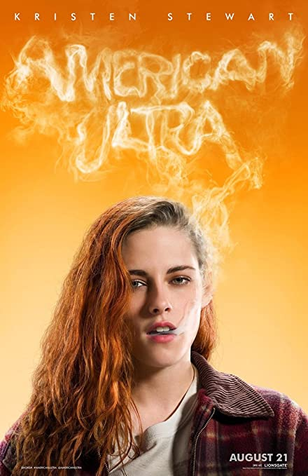 American Ultra 2015 Hindi Dual Audio 720p 750MB BluRay x264
