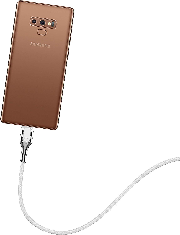 2M 5AMP//100W Cable 6.5 ft - Black Cygnett Armoured 2.0 USB-C to USB-C