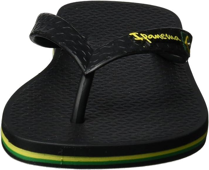 Ipanema CLAS Brasil II Fem, Chanclas para Mujer, Negro 8102, 35/36 EU: Amazon.es: Zapatos y complementos