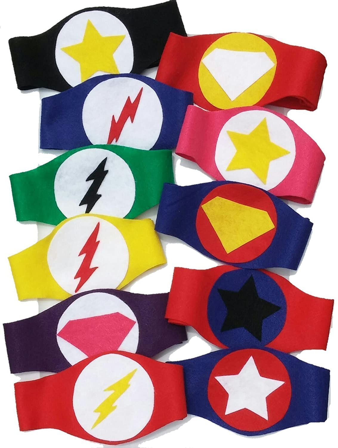 Amazon superhero belt for kids 1 belt handmade buycottarizona Image collections