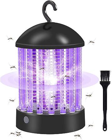 Mückenvernichter Insektenvernichter MoskitoLampe Mückenlampe UV-Lampe