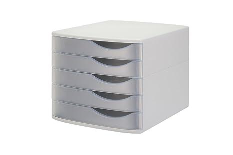Jalema cassettiera da scrivania con cassetti chiusi in