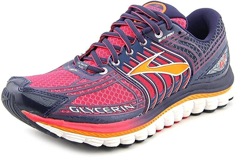 Brooks Women's Glycerin 12 Trainers red