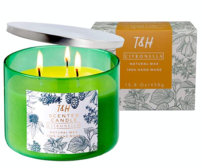 Top 10 Citronella Candle Home