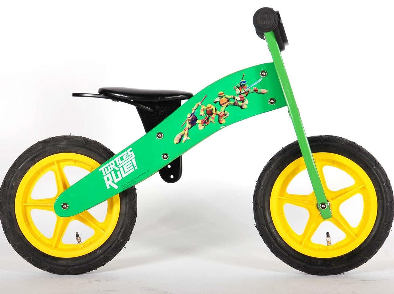 Bicicleta del bebé tortugas Ninja Turtles sin pedales de ...