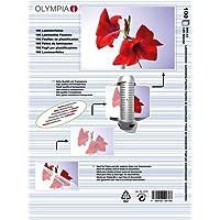 Olympia 9176 Laminierfolien, 100 Stück