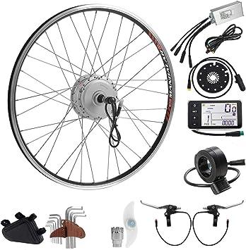 SEASON 36V 350W 26 E-Bike Conversion Kit, Rear Wheel Electric ...