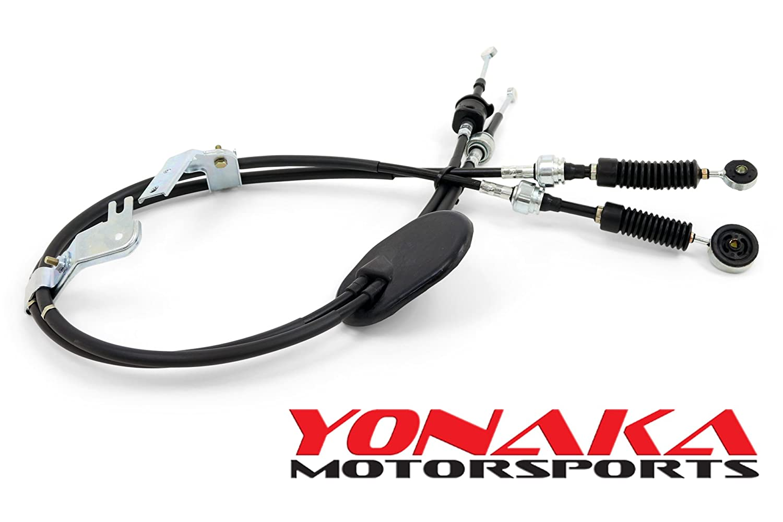 Yonaka 2002-2006 Acura RSX Shift Linkage Cables K20 K24 Yonaka Motorsports