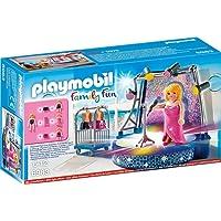 Playmobil - 6983 - Jeu - Scène avec Artiste