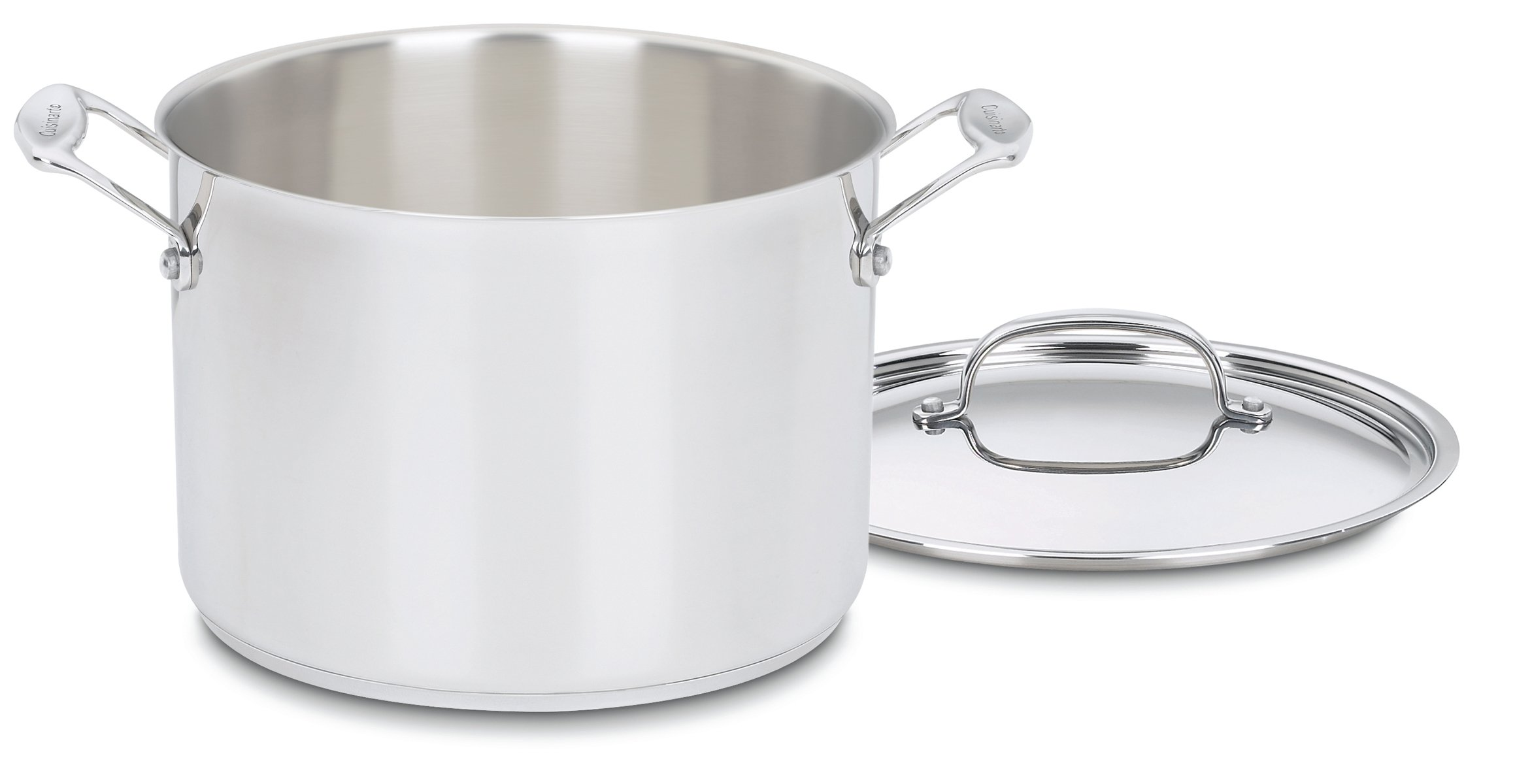 Cuisinart 766-24 Chef's Classic 8-Quart Stockpot with Cover by Cuisinart