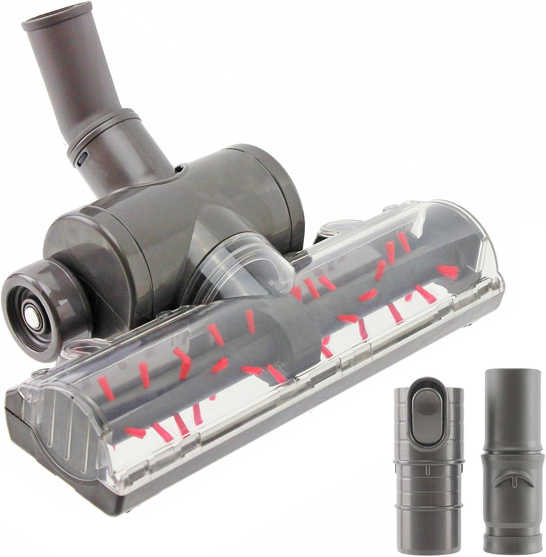 Spares2go - Cabezal de cepillo turbo doble con ruedas para ...