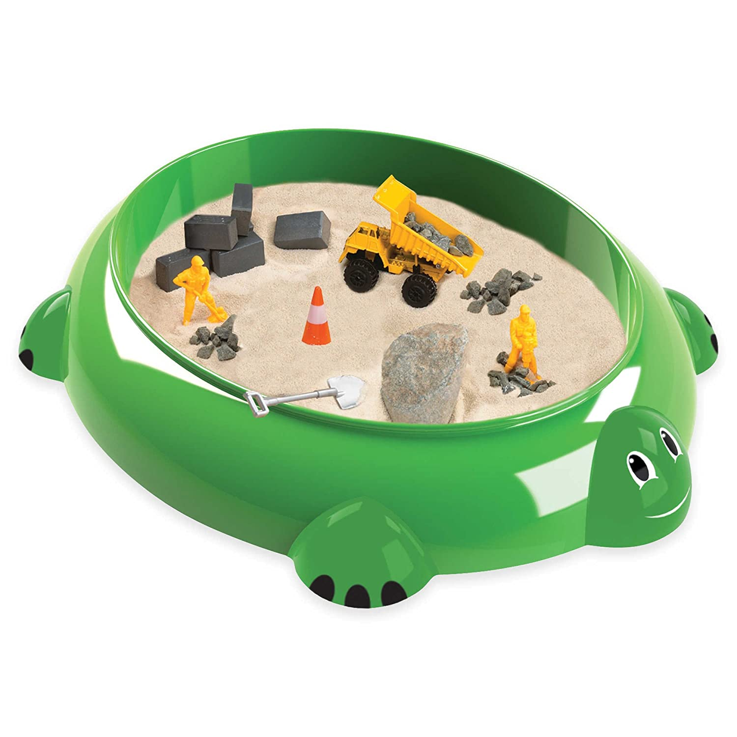 Sandbox Critters Sea Turtle Playセットwith Cover ( Toy to play with not for children to play in Sandbox )   B01N4JT4E0