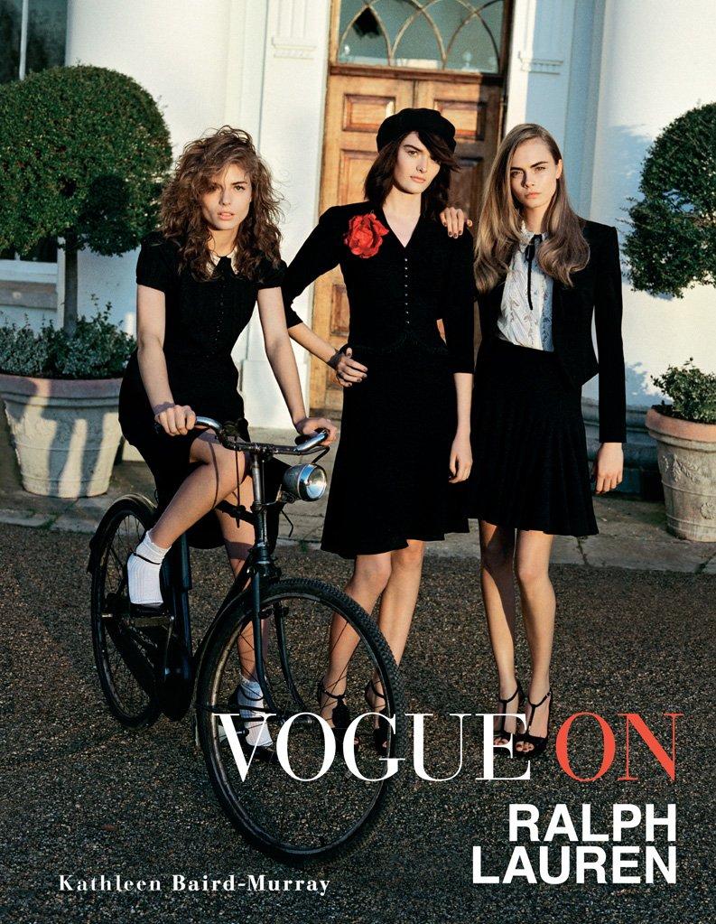 Vogue on Ralph Lauren pdf epub