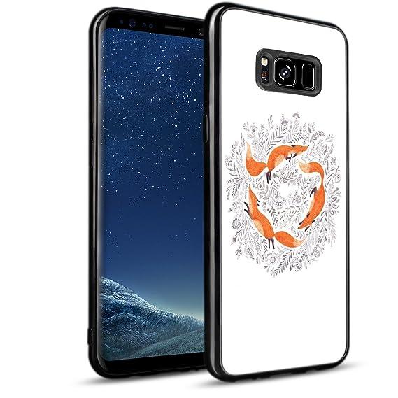 Amazon.com: Samsung Galaxy S8 Plus Fox Case, Samsung Galaxy ...