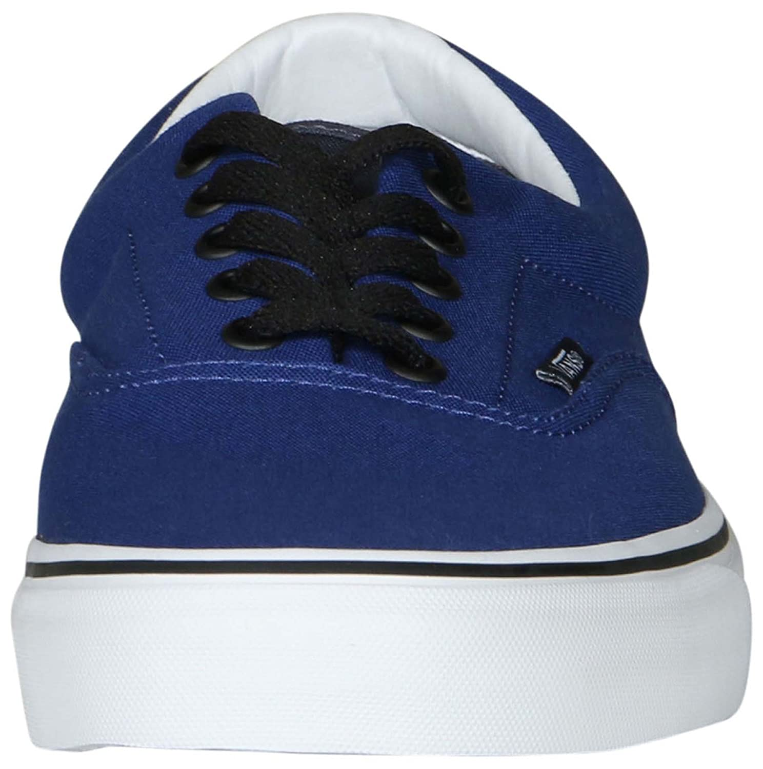 Vans Unisex Era Skate Shoes, in Classic Low-Top Lace-up Style in Shoes, Durable Double-Stitched Canvas and Original Waffle Outsole B019FVXIZI 7 M US Women / 5.5 M US Men|Sodalite Blue/Parisian Night 243061