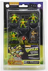 TMNT HeroClix: Shredders Return Fast Forces