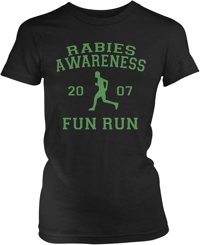 Amdesco Junior's The Office Rabies Awareness Fun Run 2007 T-Shirt