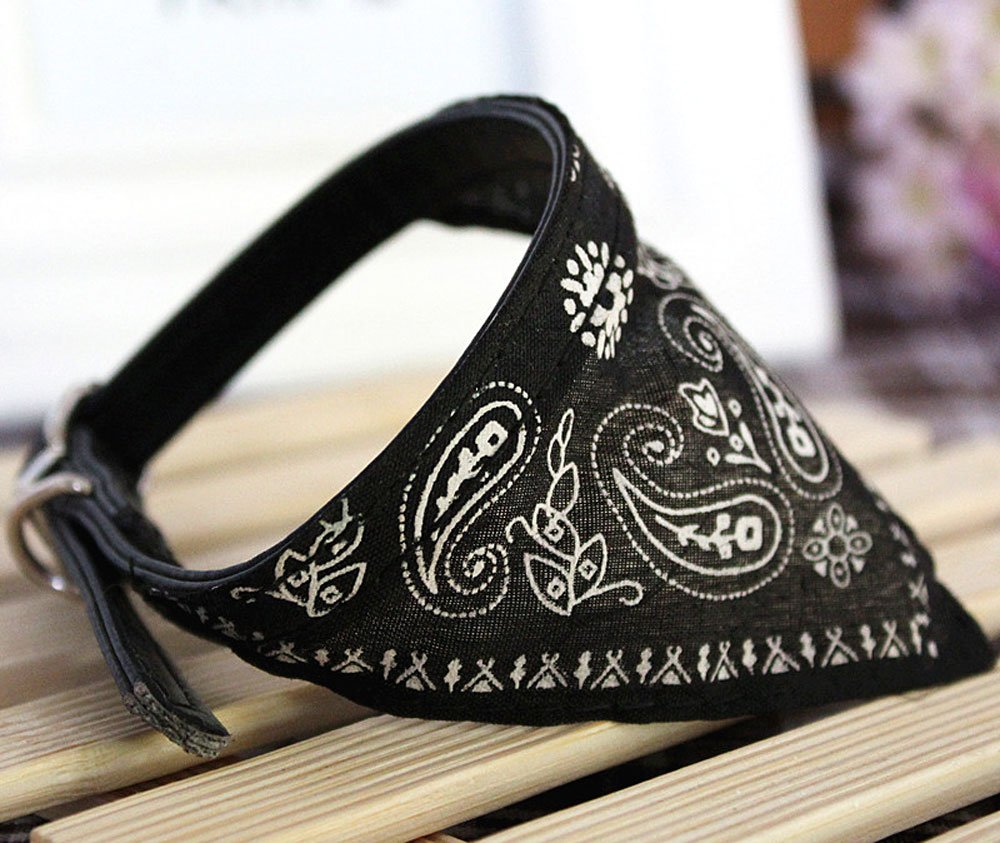 Bandanas Adjustable Small Puppy Dogs Collars Fashion Pet Neckerchief Scarf