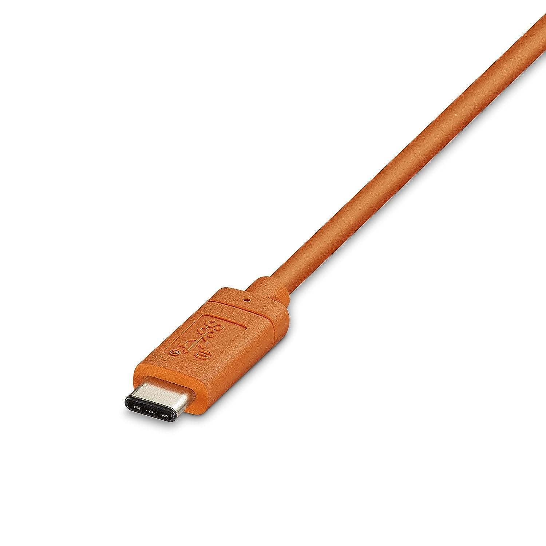 6,4 cm LaCie STFS2000800 Thunderbolt 2 TB Externe robuste Festplatte 2,5 Zoll Rugged, Staub-, Stoss- und Spritzwasser- gesch/ützt, Thunderbolt und USB-C