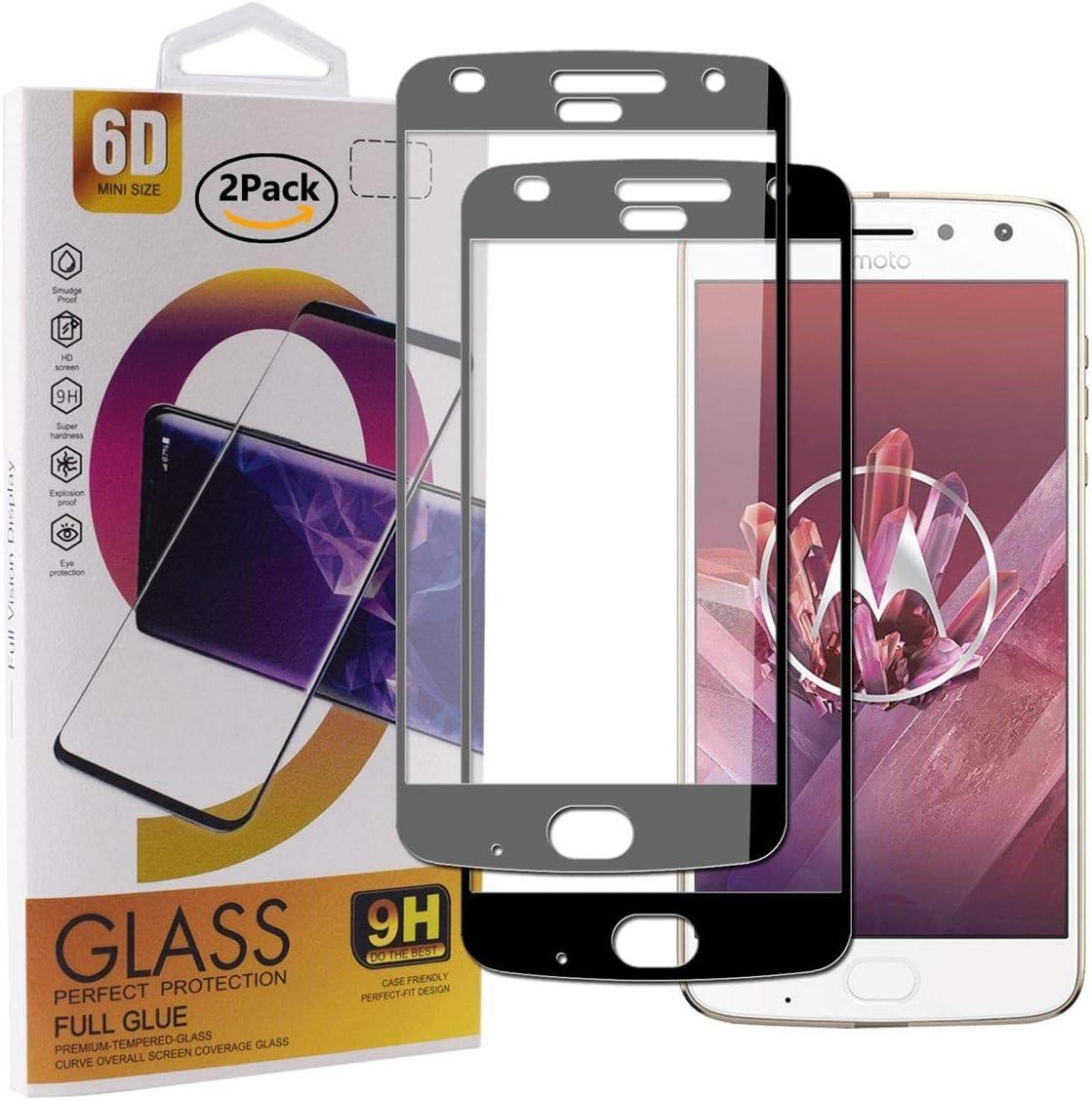 Guran [2 Paquete Protector de Pantalla para Motorola Moto G5 Plus ...