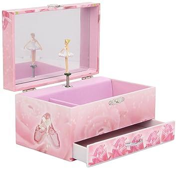 Trousselier - Caja de música para bebé (S60974): Amazon.es: Juguetes y juegos
