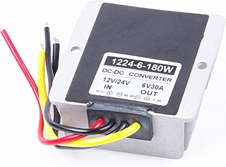 12v//24v to 5v 30A 150w DC//DC Waterproof Shockproof Power Converter