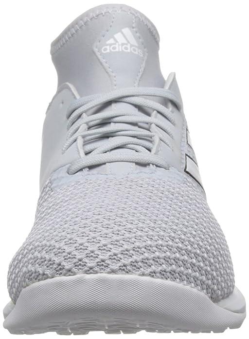 adidas Herren Ace Tango 17.3 TR Fußballschuhe, Grau (Clear GreyFootwear Whitecore Black), 45 13 EU