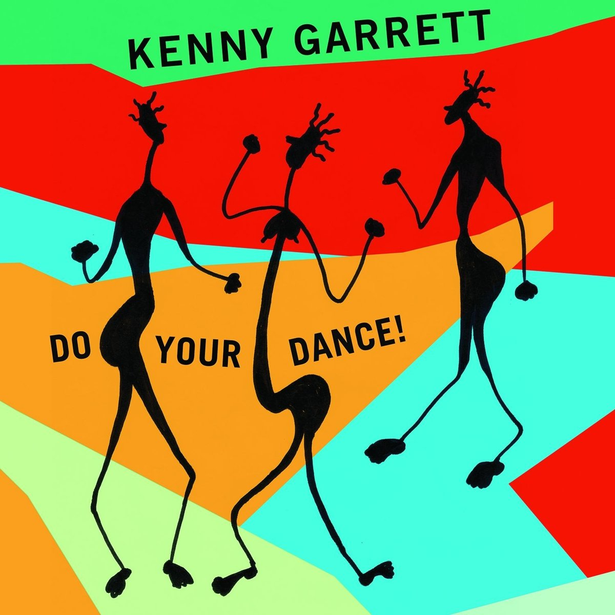 Vinilo : Kenny Garrett - Do Your Dance! (LP Vinyl)