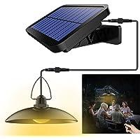 Luz Solar, Foco Led Exterior, Luz Solar Jardín Impermeable IP65,Luz Solar Exterior con el Mando a Distancia, para…