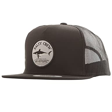 new products e018b 04063 Salty Crew Bruce Boys Trucker, Black, One Size