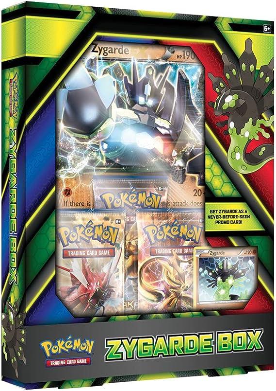 Pokemon TCG: Pokemon Zygarde Box - English: Amazon.es: Juguetes y juegos