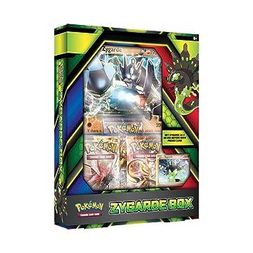 Pokemon TCG: Pokemon Zygarde Box - English: Amazon.es ...