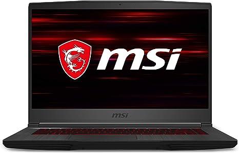 "MSI GF65 Thin 9SD-015IT Notebook Gaming, 15.6"" FHD, Intel Core I5 93000H,  RAM 16GB, 512GB SSD, Nvidia GTX 1660Ti, 6GB GDDR6, Windows 10 Home [Layout  Italiano]: Amazon.it: Informatica"