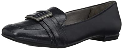 LifeStride Baffle Women's ... Buckle Loafers sAlwC