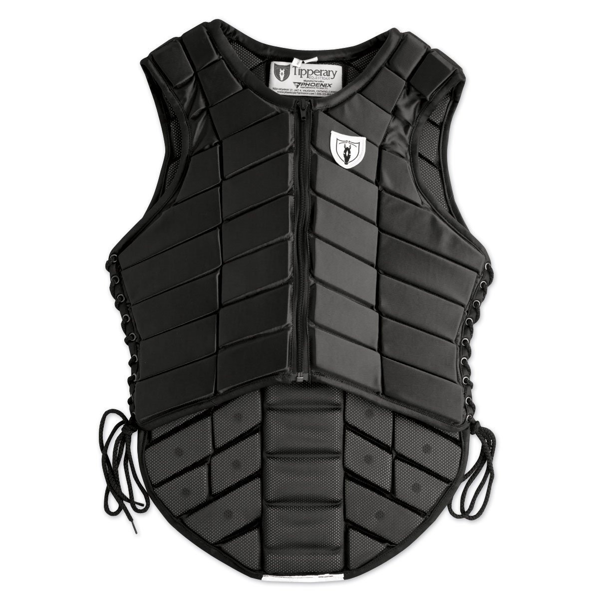 Tipperary Eventer Vest - Black (XS)