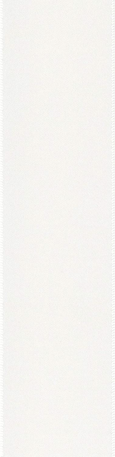Brown Offray Single Face Satin 3//8-Inch Wide 18-Feet