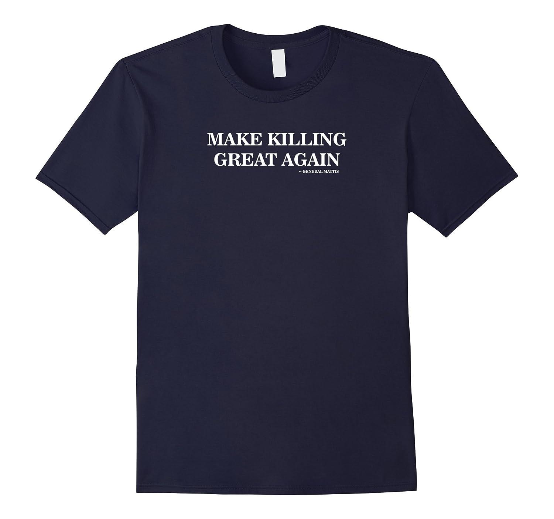 Make Killing Great Again General Mad Dog Mattis Knifehands-CD