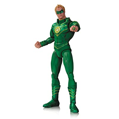 DC Collectibles DC Comics The New 52: Earth 2: Green Lantern Action Figure: Toys & Games