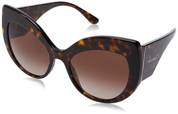 Amazon.com: Dolce & Gabbana anteojos de sol (dg-4321 502/13 ...